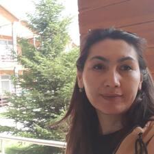 Profil korisnika Gulmira