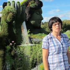 Profil utilisateur de Marie-Hélène