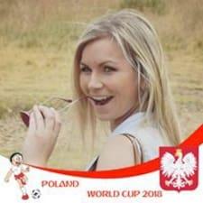 Nutzerprofil von Weronika