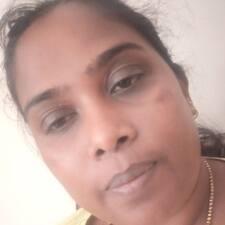 Användarprofil för Mamatha