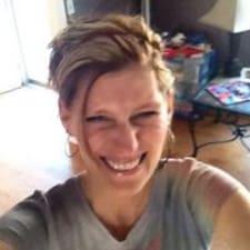 Darja felhasználói profilja