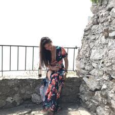Krisna User Profile