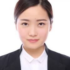 Wenjing felhasználói profilja
