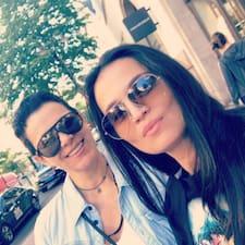 Henkilön Olga And Fernanda käyttäjäprofiili