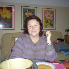Profil Pengguna Christiane