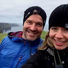 Halle & Brian - Uživatelský profil
