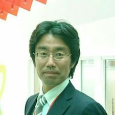 Gebruikersprofiel Daisuke