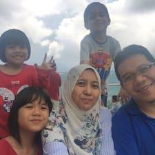 Nutzerprofil von Riza & Nurul