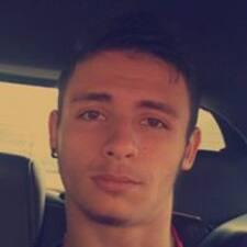Roméo felhasználói profilja