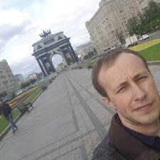 Сергей的用戶個人資料