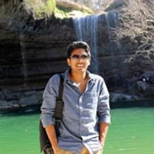 Perfil do usuário de Aravind