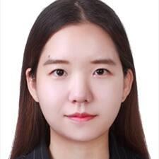 Perfil de usuario de Minjeong