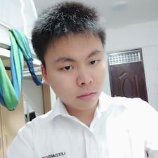 鑫辉的用戶個人資料
