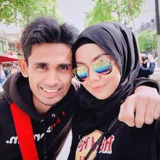 Profilo utente di Muhd Telehah