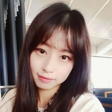 Whajin felhasználói profilja