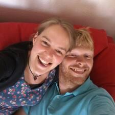 Perfil do usuário de Anne & Erik
