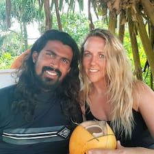 Leanne & Lahiru User Profile