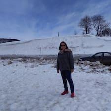 Profil Pengguna Maria Angélica
