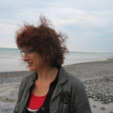 Geneviève felhasználói profilja