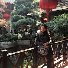 海霞 felhasználói profilja