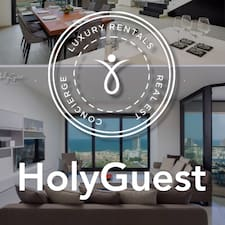 HolyGuest User Profile