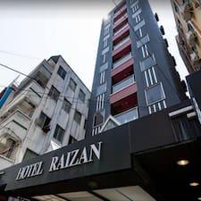 Profil utilisateur de Hotel Raizan South