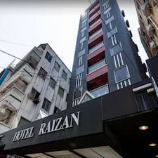 Hotel Raizan South User Profile