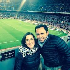 Juan Carlos & Nina User Profile