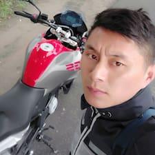 Perfil do utilizador de 鹏飞