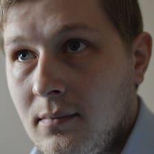 Иван felhasználói profilja