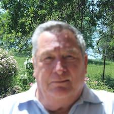 Burney felhasználói profilja