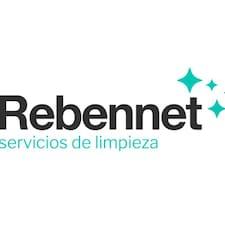 Användarprofil för Rebennet