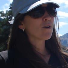 Mariane felhasználói profilja