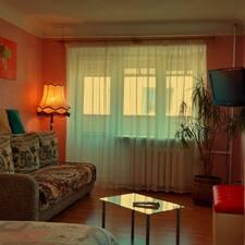 Апартаменты - Uživatelský profil