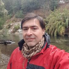 Profil utilisateur de Patricio