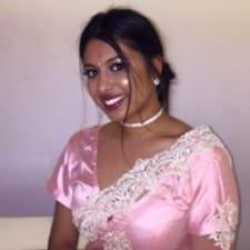 Profil Pengguna Neha
