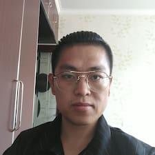 Perfil do utilizador de Shiqiang