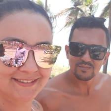 Kally Moreira Alves De - Uživatelský profil