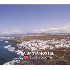 La Santa Hostel