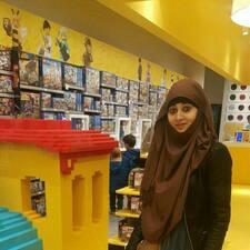 Profil utilisateur de Amnna