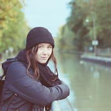 Sophia Iris User Profile