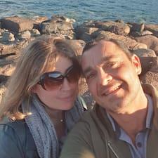 Sandra & Stephane User Profile