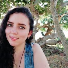 Esmeralda - Uživatelský profil