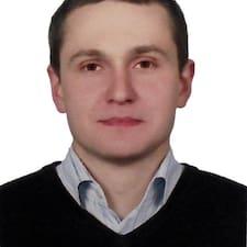 Gebruikersprofiel Алексей Вадимович
