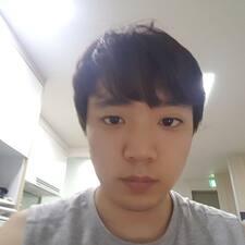 Henkilön Jiung käyttäjäprofiili