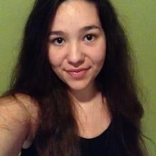 Profil utilisateur de Timea
