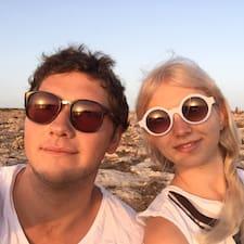 Profil uporabnika Alex & Olga