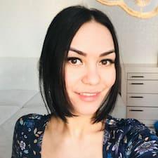 Алсу felhasználói profilja