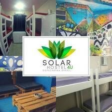 Solar4u felhasználói profilja