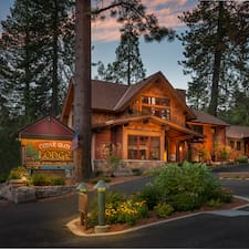 Cedar Glen Lodge Brugerprofil